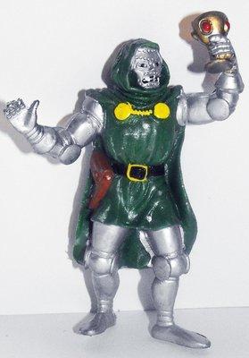 Dr. Doom Marvel Super Hero 3 inch Figurine