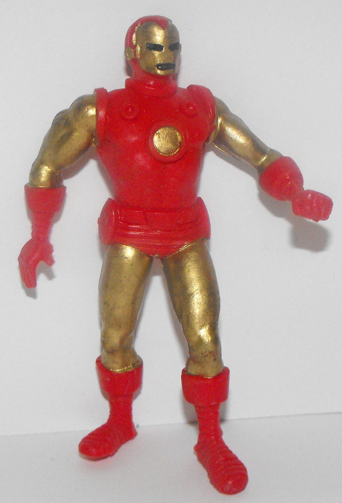 Ironman Marvel Super Hero 3 inch Figurine