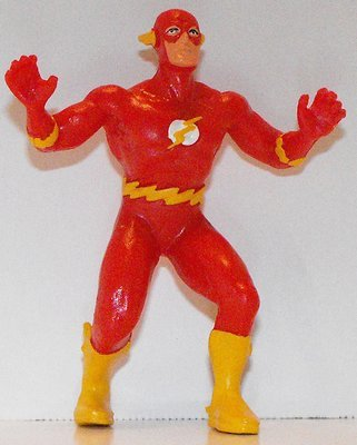 The Flash DC Comics Super Hero 3 inch Figurine