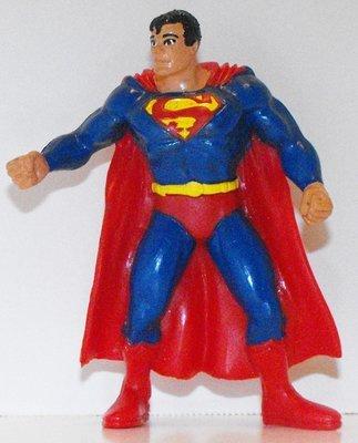 Superman DC Comics Super Hero 3 inch Figurine