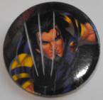 X-Men Wolverine Pin-on Button