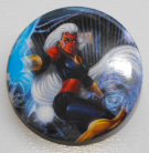 X-Men Storm Pin-on Button