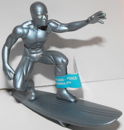 Silver Surfer Marvel Super Hero 2 inch D&M Figurine