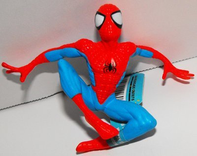 Spiderman Marvel Super Hero 2 inch D&M Figurine