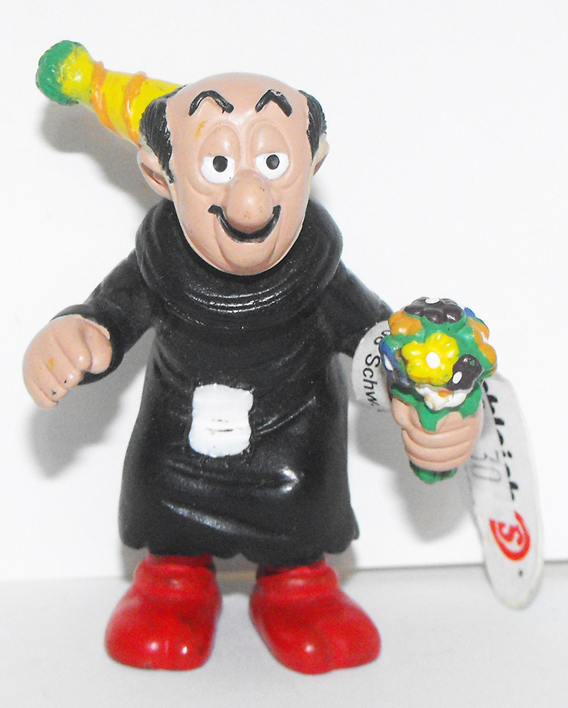 Party Gargamel 2 inch Plastic Figurine 20702