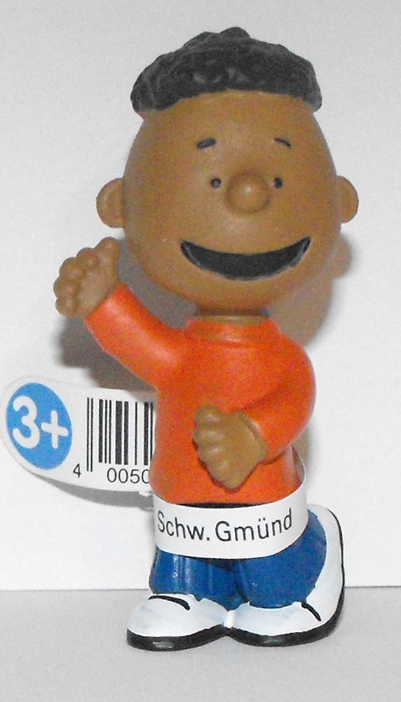 Franklin Figurine Schleich Boy 2 inch Plastic Figure PEANUTS SNOOPY