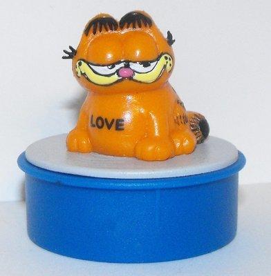 Garfield Sitting