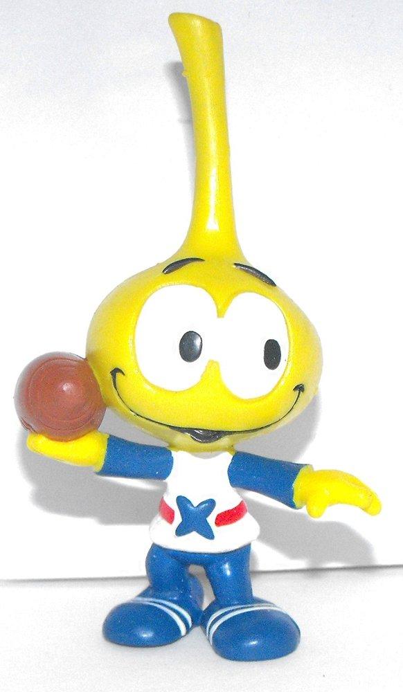 All Star Snork Football Plastic Figurine Miniature Figure Snorks Cartoon