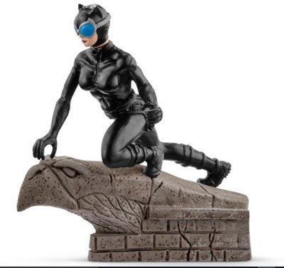 Catwoman DC Comics Figurine from New in Box Schleich 22552