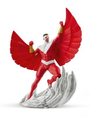 Falcon Marvel Figurine from New in Box Schleich 21507