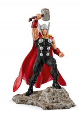 Thor Marvel Figurine from New in Box Schleich 21510