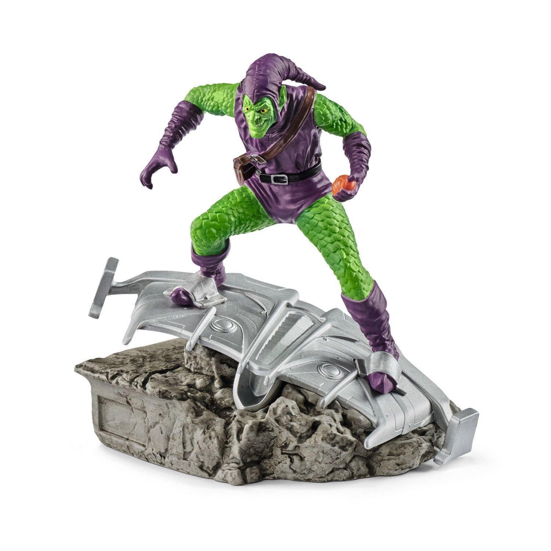 Green Goblin Villain Marvel Figurine from New in Box Schleich 21508