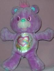 Share 13 inch Vintage Environmental Plush 1991 Care Bears