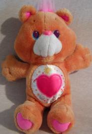Tenderheart 13 inch Vintage Environmental Plush 1991 Care Bears