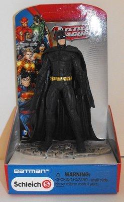 Batman Standing - Justice League Figurine - New in Box - Schleich