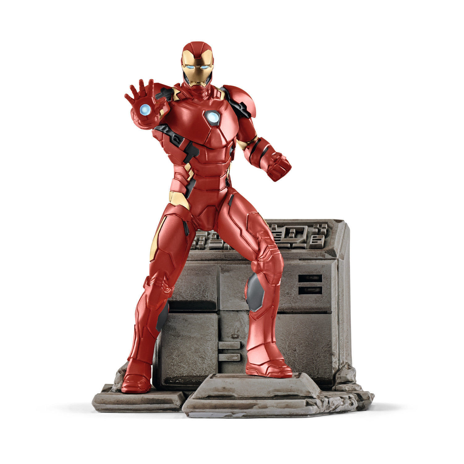 Iron Man Marvel Figurine from New in Box Schleich 21501