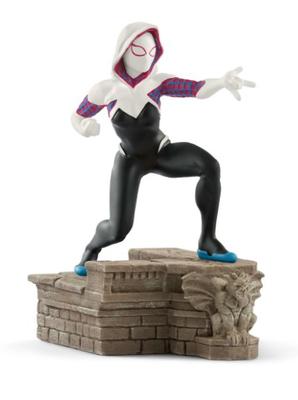 Spider-Gwen Marvel Figurine from New in Box Schleich 21512