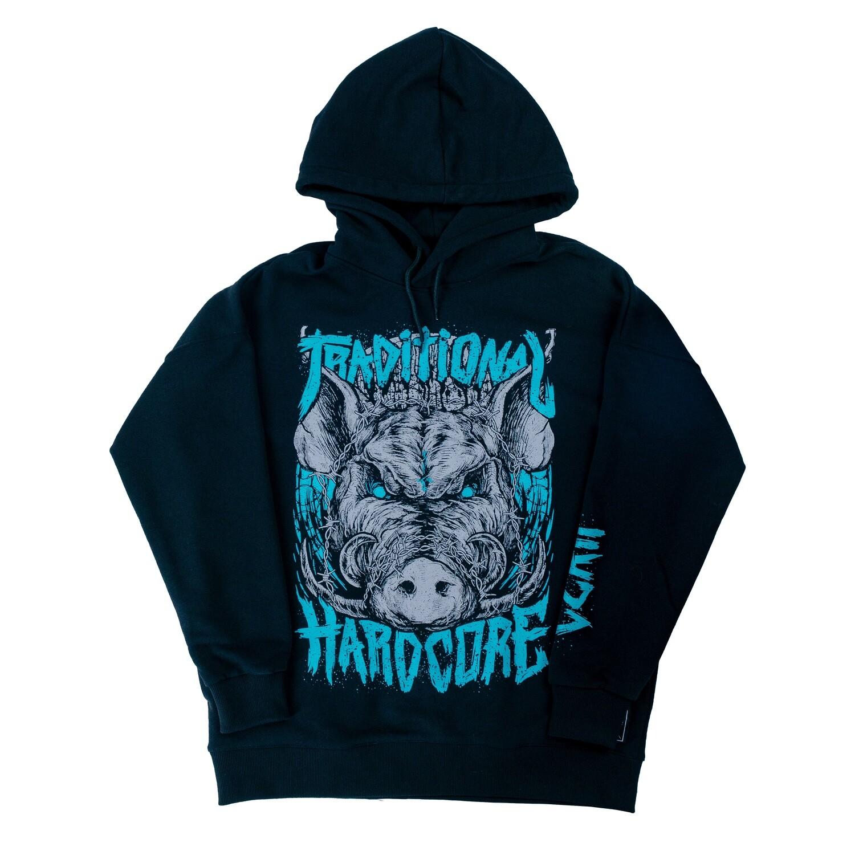 """Худи """"Traditional Hardcore"""""""