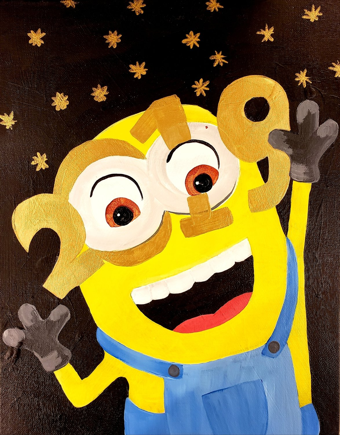 "01-12-19 ""Minion 2019"" Family Paint Event  - 12pm"