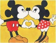 "02-13-19 WACKY WEDNESDAY SALE ""Mice In Love"" Family Paint Event  5:30p.m"