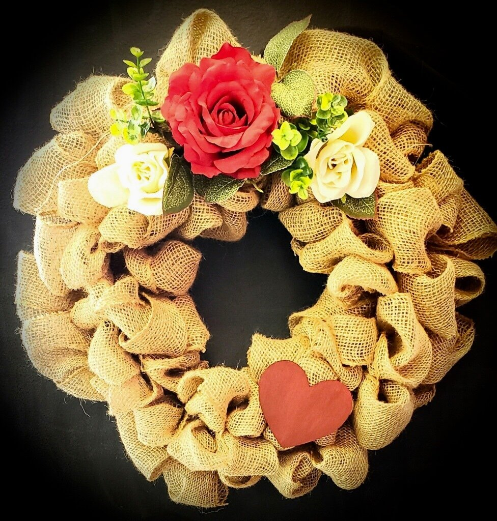 "02-08-19 ""DIY Instructed Wreath Class"" Adult Event  - 5:30 p.m."