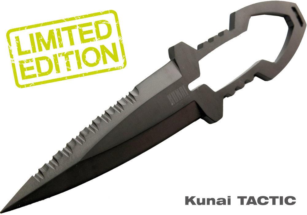Kunai Tactic - limited edition 2018