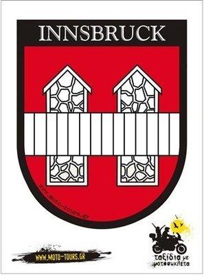Αυτοκόλλητο Innsbruck (Α)