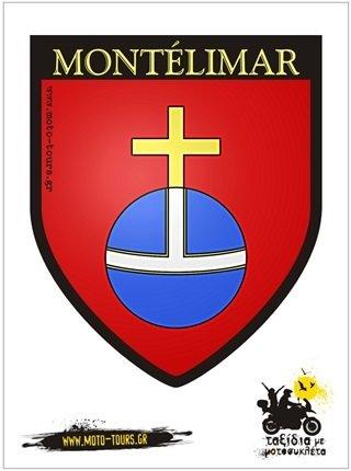 Αυτοκόλλητο Montelimar (F) ST-C48
