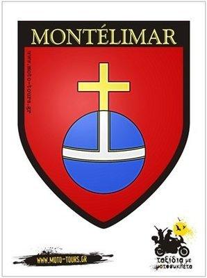Αυτοκόλλητο Montelimar (F)