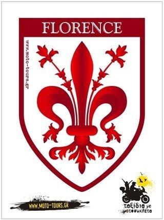 Αυτοκόλλητο Florence (I) ST-C56