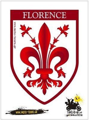 Αυτοκόλλητο Florence (I)