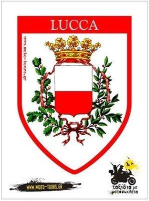 Αυτοκόλλητο  Lucca (I)