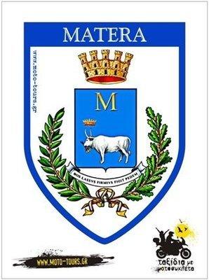 Αυτοκόλλητο Matera (I)