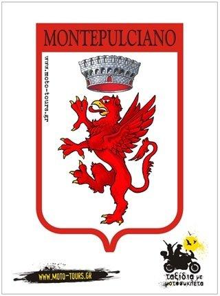 Αυτοκόλλητο Montepulciano (I) ST-C66
