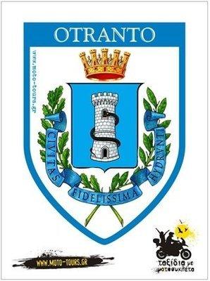 Αυτοκόλλητο Otranto (I)