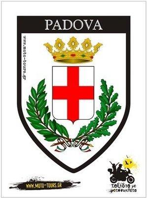 Αυτοκόλλητο Padova (I)