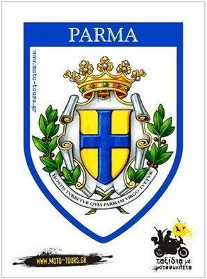 Αυτοκόλλητο Parma (I)