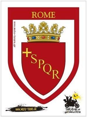 Αυτοκόλλητο Rome (I)