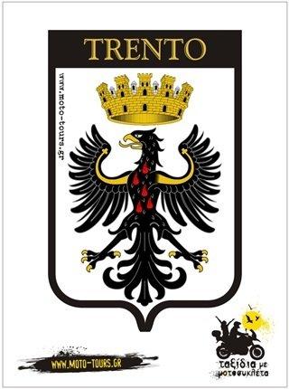 Αυτοκόλλητο Trento (I) ST-C59