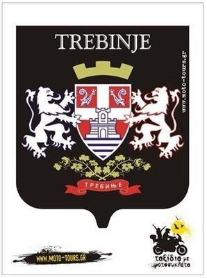 Αυτοκόλλητο Trebinje (BIH)