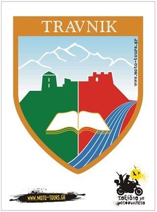 Αυτοκόλλητο Travnik (BIH) ST-C84