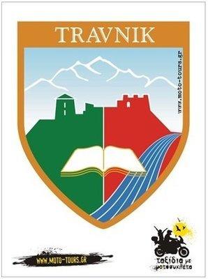 Αυτοκόλλητο Travnik (BIH)