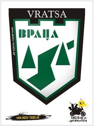 Αυτοκόλλητο Vratsa (BG) ST-C02