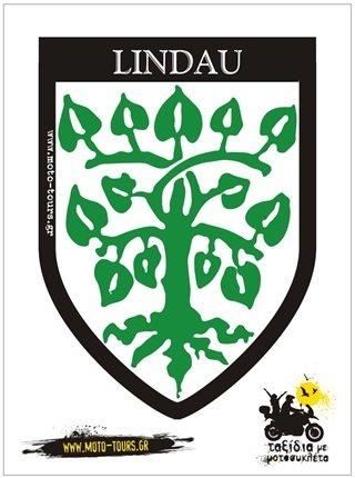 Αυτοκόλλητο Lindau (D) ST-C11