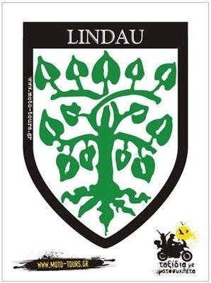Αυτοκόλλητο Lindau (D)