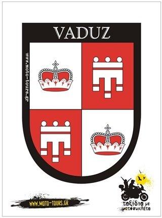 Αυτοκόλλητο Vaduz ( FL ) ST-C39