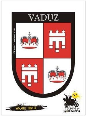 Αυτοκόλλητο Vaduz ( FL )