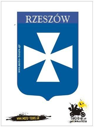 Αυτοκόλλητο Rzeszow ( PL ) ST-C15