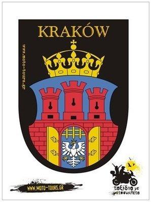 Αυτοκόλλητο Krakow (PL)