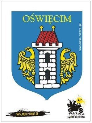Αυτοκόλλητο Oswiecim (PL)